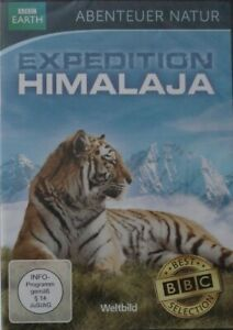 DVD - Abenteuer Natur - Expedition Himalaja - BBC - OVP