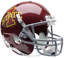 IOWA STATE CYCLONES SCHUTT XP FULL SIZE REPLICA FOOTBALL HELMET