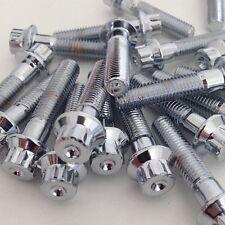 120x chrome M7 X 32mm Boulons Jante Split Pour Bbs Rs, Oz, Schmidt