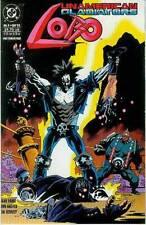 Lobo: Unamerican Gladiators # 4 (Cam Kennedy) (Estados Unidos, 1993)