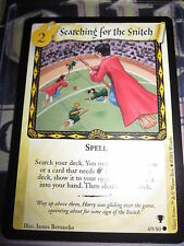 HARRY POTTER QUIDDITCH CUP TCG SEARCHING FOR THE SNITCH 69/80 COM EN MINT