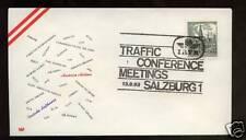 Austria 1963 Traffic Conference Cover