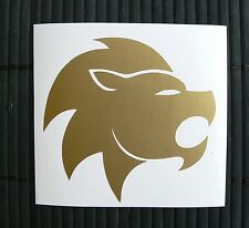 HOT SALE adesivo LEONE sticker decal vynil vinile SVENDITA king leo wall safari