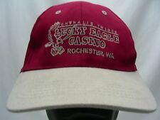 LUCKY EAGLE CASINO -ROCHESTER, WA - ADJUSTABLE BALL CAP HAT!