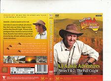Russell Coight's:All Aussie Adventures-2004-TV Series Aust-[Series 1 & 2]-2 DVD