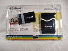 Polaroid PoGo Instant Mobile Thermal Printer - Black Value Pack W/ 40 Photos