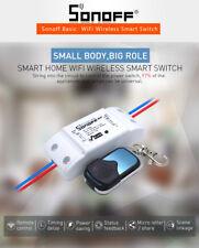 Módulo de conmutador Wi-Fi inalámbrica Zócalo aplicación casa inteligente con control remoto 433MHZ