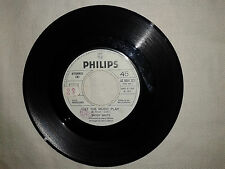 "Barry White / Umberto Balsamo  - Disco Vinile 45 Giri 7"" Edizione Promo JukeBox"