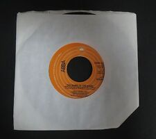 "ABBA  -7""Single - The Name Of The Game/I Wonder, EX+  (near mint)"