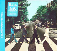 The Beatles Abbey Road 50th Anniversary deluxe 2-disc CD NEW digipak case