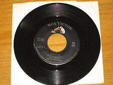 "ELVIS 45 RPM - RCA 447-0639 - ""SUSPICION"" + ""KISS ME QUICK"""