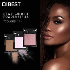 7 Couleurs Highlighter Shimmer Beauty make up Compacte Shimmering Poudre Palette