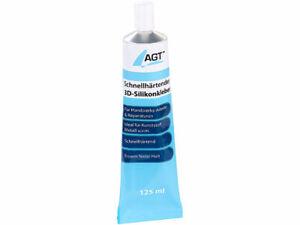 AGT Klebstoff 3,19€/100ml Schnellhärtender 3D Silikonkleber 125 ml Kraftkleber