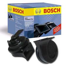 NEW BOSCH EC6 12V 400/500HZ 110dB Compact Plus Dual Tone Fanfare Car SUV Horns