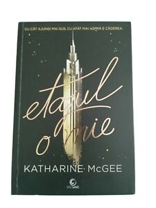 Etajul O Mie de Katharine McGee Book in Romanian
