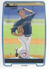 2012 Bowman Prospects Baseball (Pick Card From List) C137