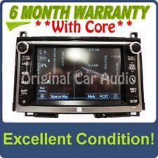 Toyota Venza OEM Navigation GPS JBL AM FM Satellite Radio CD MP3 Player Stereo
