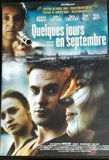 DVD du film QUELQUES JOURS EN SEPTEMBRE avec Juliette Binoche et John Turturro