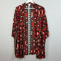 H&M | Womens Print Kimono / Top [ Size S or AU 10 / US 6 ]