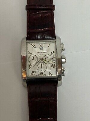 Raymond Weil Don Giovanni 4875 Chronograph Steel Automatic mens watch