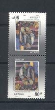 Lithuania #472a  (1993 europa tete-beche pair) VFMNH CV $4.00