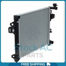 New Aluminum Radiator for Jeep Commander, Grand Cherokee 2006 to 2010 QRP