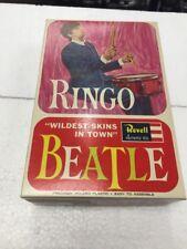 1964 Revell Authentic Kits RINGO BEATLE