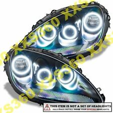 ORACLE Headlight HALO KIT for Chevrolet Corvette C6 05-13 TRIPLE Rings WHITE LED