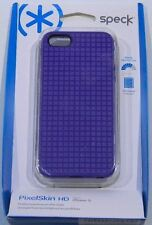 100% Authentic Speck PixelSkin HD  for iPhone 5s & iPhone 5 Purple