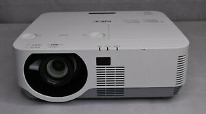 NEC P502W Projector, 5000 Lumens - NP-P502W