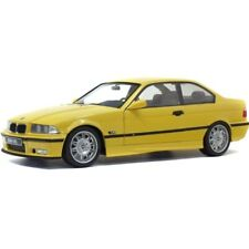 BMW E36 Coupe M3 1990 Yellow 1/18 - S1803902 SOLIDO