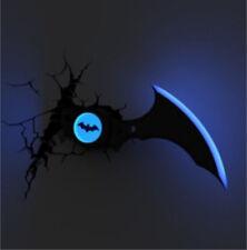 3D FX DC Comics Batarang Wall Night Light