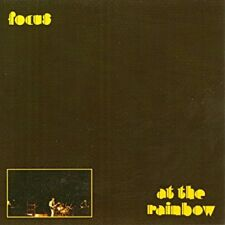 Focus-Live at the Rainbow CD NEUF