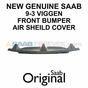 VIGGEN FRONT BUMPER AIR SHEILD COVER NEW SAAB 9-3 GENUINE 99-02 OEM 5122551