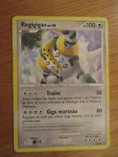 Carte Pokémon française rare REGIGIGAS promo DP40