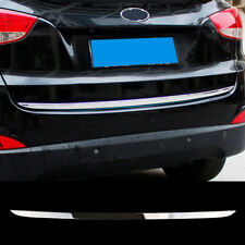 FIT FOR HYUNDAI TUCSON IX35 2010-2015 CHROME REAR TRUNK TAILGATE DOOR COVER TRIM