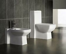 One Piece Toilet - Modern Bathroom Toilet - Dual Flush Toilet - Barletta - 28.3""