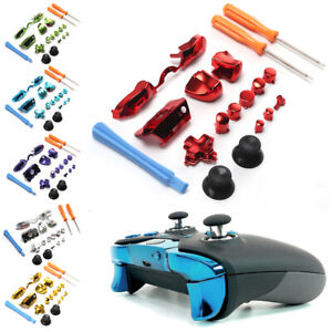 One Controller Accessories Replacement Button Bumper Trigger With Tools for XBOX
