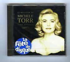CD (NEW) LE MEILLEUR DE MICHELE TORR EN PUBLIC (LIVE)