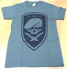 Medal of Honor Logo Licensed Screen Printed T-Shirt-Men 's Size XLarge