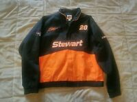 Winner's Circle Home Depot Tony Stewart #20 Jacket Size (L)