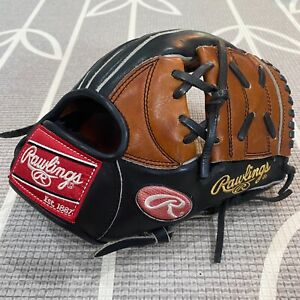 Mariano Rivera Rawlings RARE HOH Glove Heart Of The Hide PROMR 3 DOT Mitt 11.25""