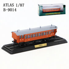 HO 1:87 ATLAS L'AUTOMTRICE 1901 B-9014 Locomotive Tram Train Model Collection