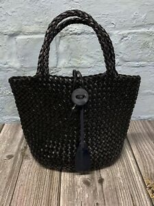 russell and bromley leather handbag