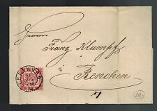 1931 Frieburg Germany Ant Wehrle Frieburg Seal Letter Cover