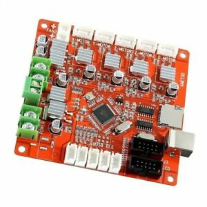 Anet A8 3D Printer Mainboard Control Board Ramps1.4 Update Version Motherboard