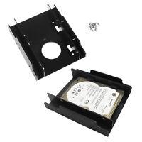 1Pc 2.5 SSD HDD dock a 3.5 Bahía de Disco Duro kit de Montaje Plástico Adaptador