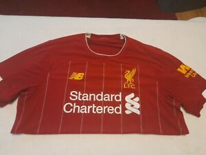 Liverpool FC 19/20 Season Shirt Size L