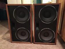 Altec Lansing Boleros 890C Speakers