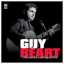 GUY BEART - CHANSONS INTEMPORELLES (COFFRET 2 CD, NEUF)